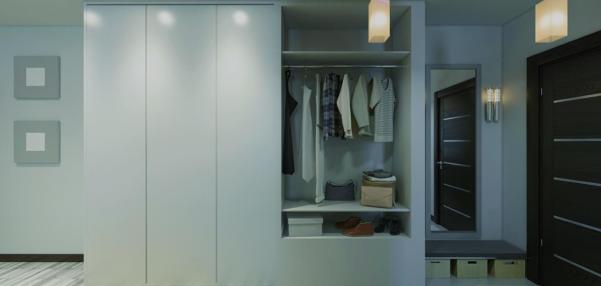tipo de armario